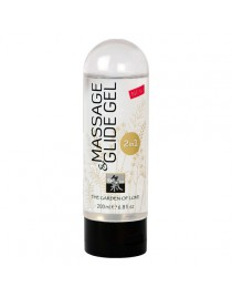 SHIATSU MASSAGE LUBRICANT 2 IN 1