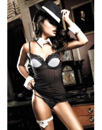 BACI Babydolls TRANSPARENCY WITH THONG